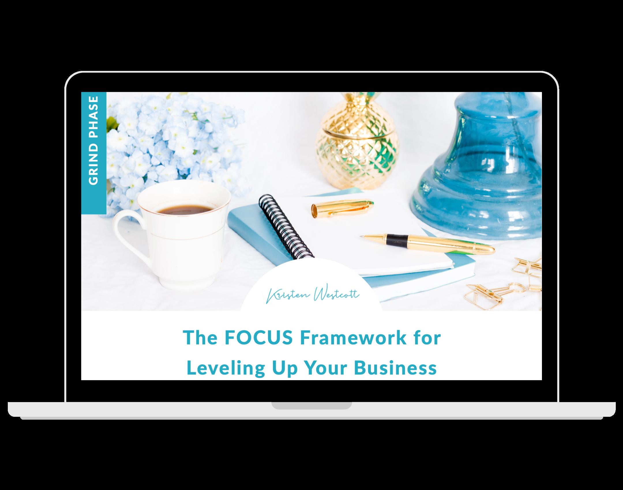 Focus Framework Mock Up