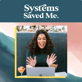 Systems Saved Me - Jorday Gill - Kristen Westcott