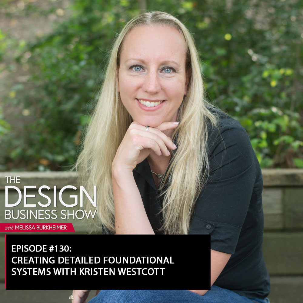 The Design Business Show - Kristen Westcott