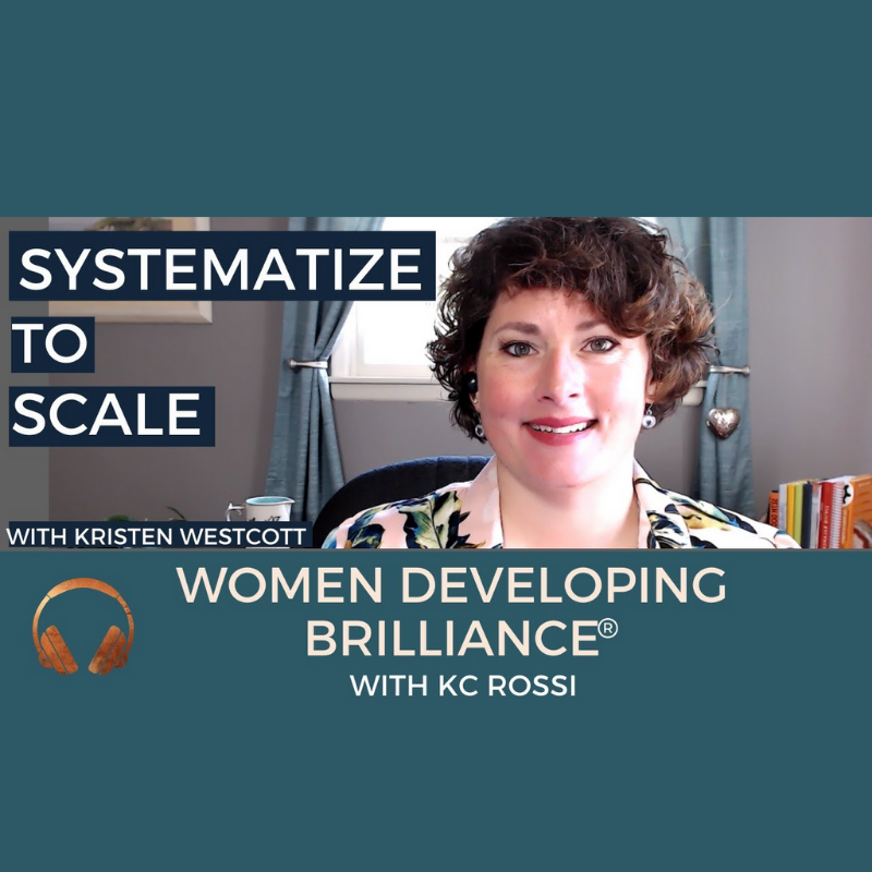 Women Developing Brilliance with KC Rossi