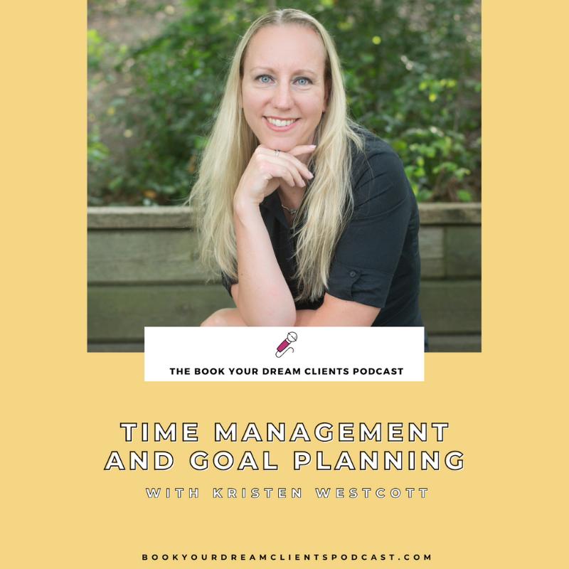 Book Your Dream Clients Podcast - Kristen Westcott